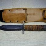 USAF 1968 pilot knife