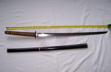 Japanese Katana 1