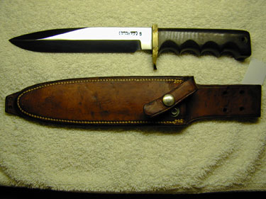 Randall Early Vietnam Era Dive Knife 1