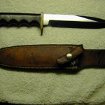 Randall Early Vietnam Era Dive Knife 2