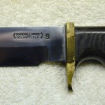 Randall Early Vietnam Era Dive Knife 3
