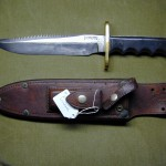 Randall Made Model 14 Attack Knife